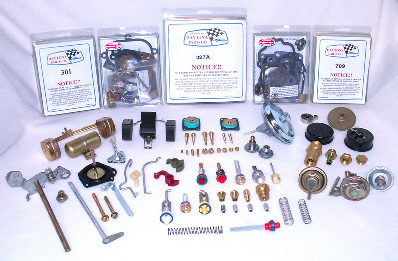 Daytona Parts Kits
